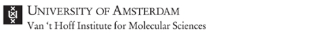 En logo van t Hoff Institute for Molecular Sciences