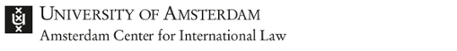 Amsterdam Center for International Law